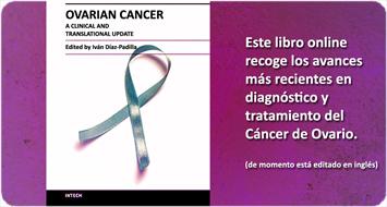 Banner libro tratamiento cancer ovario Dr Padilla