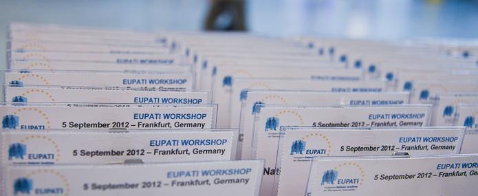 Eupati 2012 Frankfurt tarjetas