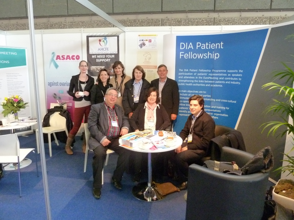 25th DIA ASACO Amsterdam 2013 Asociaciones Associations Representatives