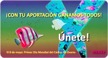 Dia Mundial Cancer de Ovario ASACO 2013