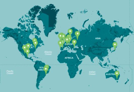 Mapa Dia Mundial Cancer Ovario 2013 ASACO
