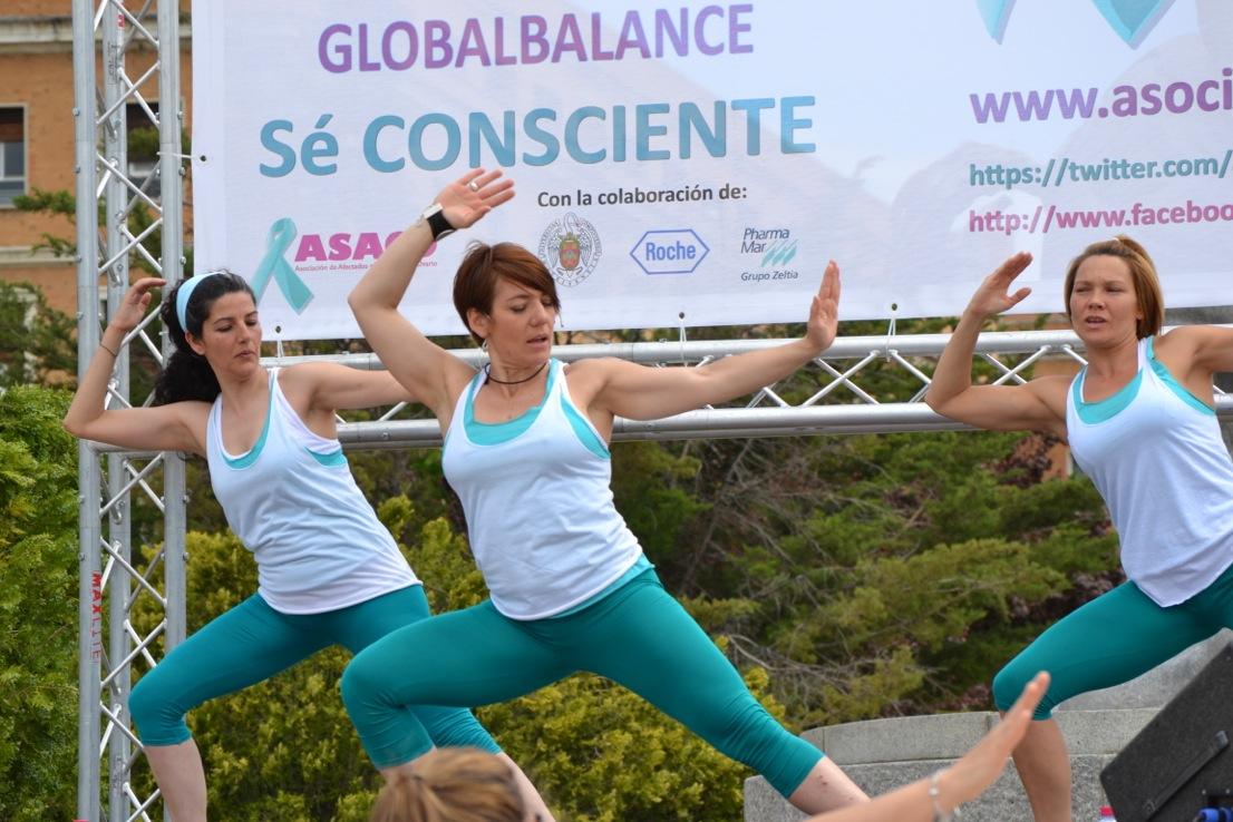 Dia Mundial Cancer Ovario ASACO 2013 Globalbalance 3