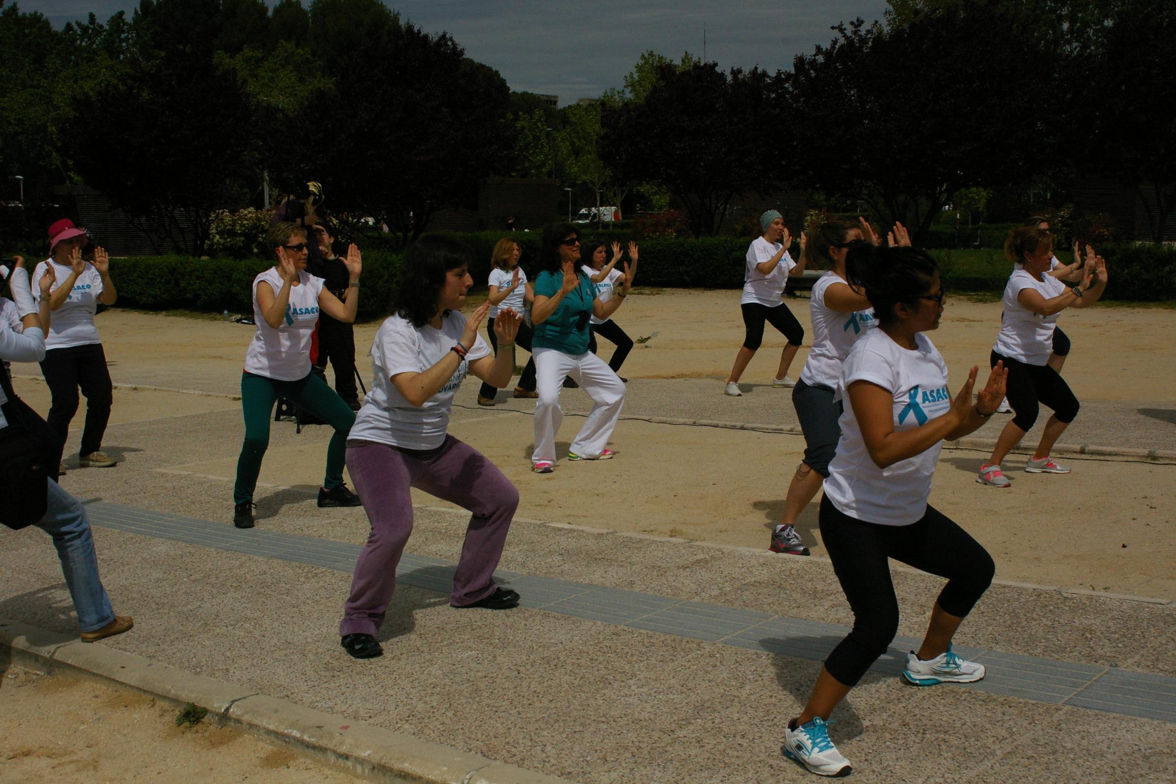 Dia Mundial Cancer Ovario ASACO 2013 Globalbalance 4