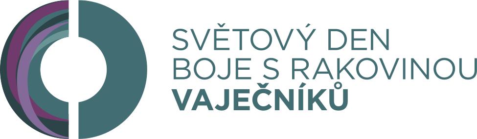 Logo checo Dia Muncial Cancer Ovario 8 mayo ASACO