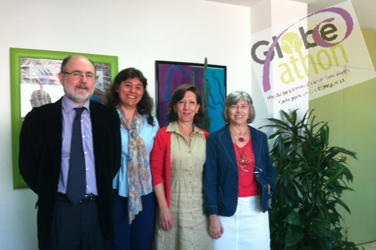 Instituto Mujer ASACO Globeathon Watermark