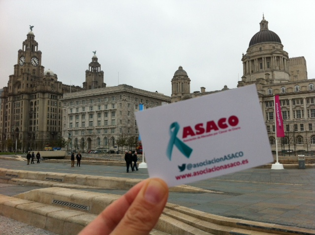 Liverpool ESGO ENGAGE ASACO 2013