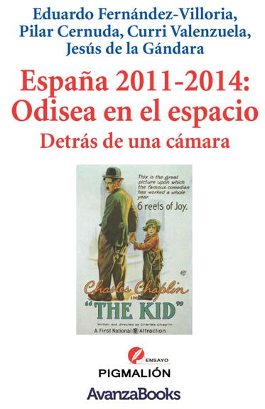Portada_España_2011-2014_Odisea_en_el_espacio_Detras_de_una_camara_ ASACO 2013