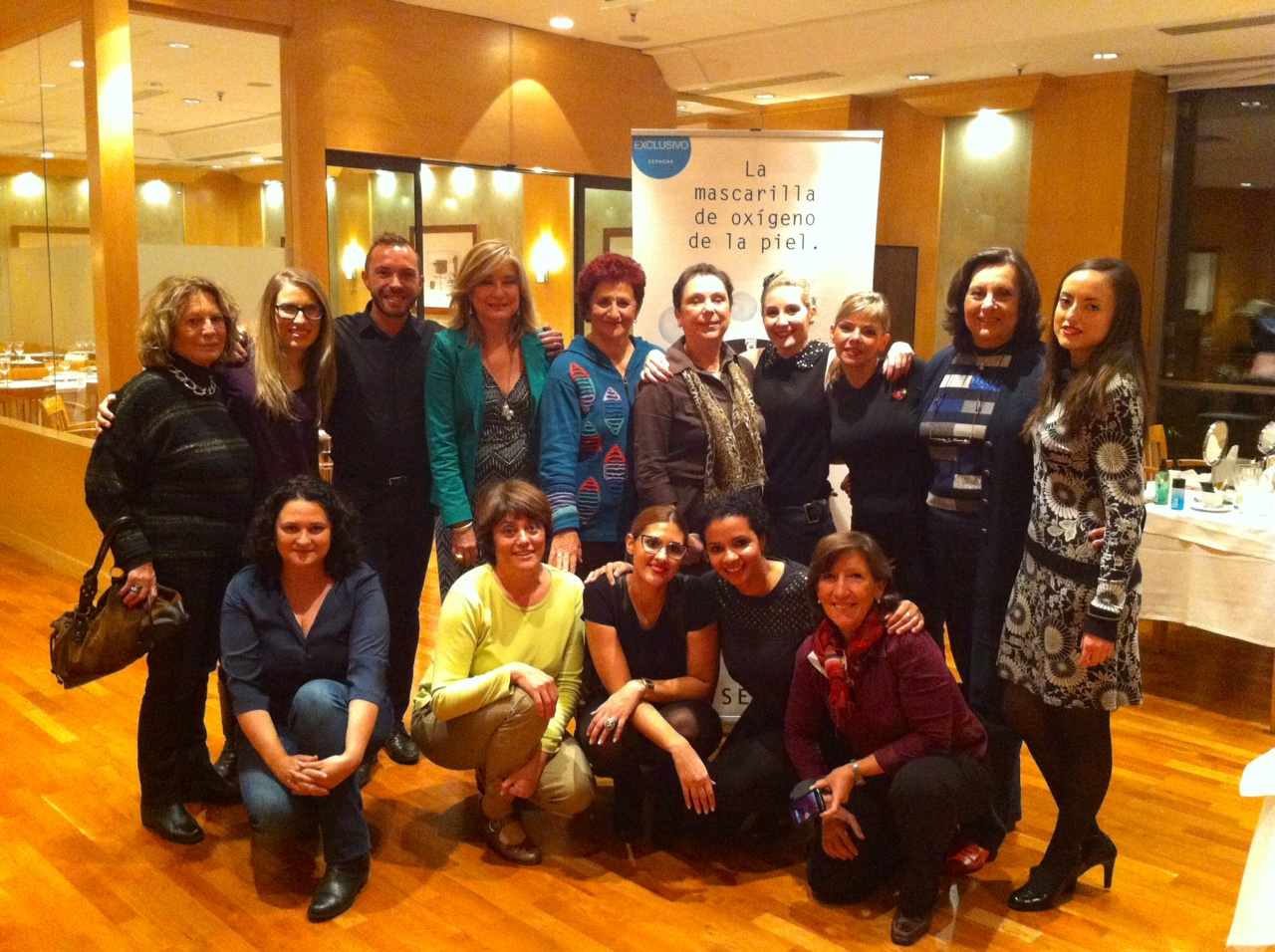TallerSephora Grupo ECI ASACO