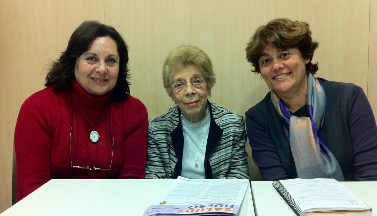 AECCOS osteoporosis ASACO cancer ovario 2014