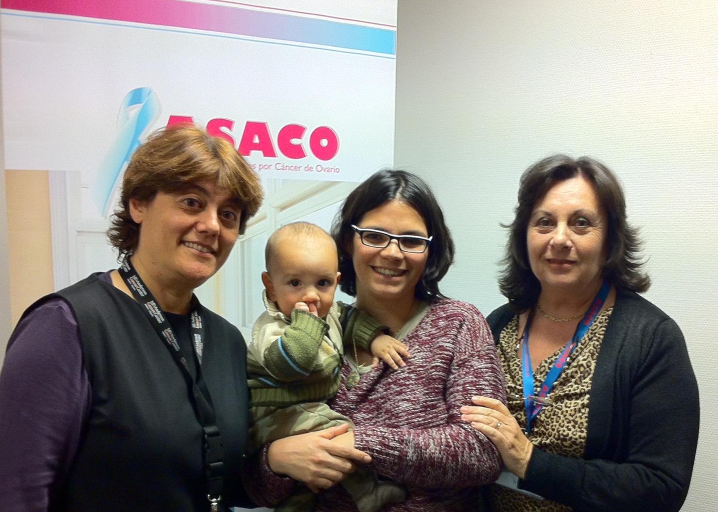 Odile ASACO cancer ovario febrero 2014