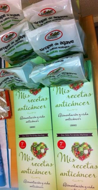 Mis recetas anticancer Odile ASACO cancer ovario