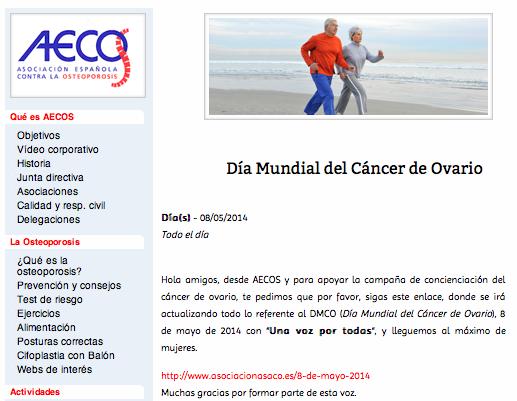 aecos asaco DMCO 2014