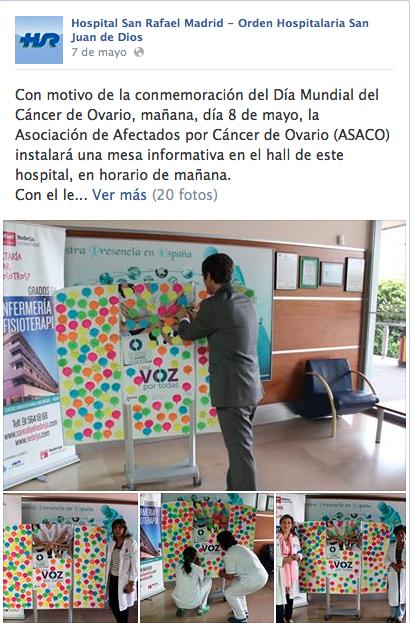 Facebook san rafael DMCO 2014