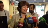 RP rueda prensa Vall d hebron ASACO Jorda Balaguer dia mundial cancer ovario 2014 microfonos Paz