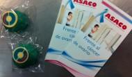 RP rueda prensa Vall d hebron ASACO Jorda Balaguer dia mundial cancer ovario 2014 pan con chocolate folleto