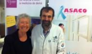 RP rueda prensa Vall d hebron ASACO Jorda Balaguer dia mundial cancer ovario 2014carmen daniel.jpg