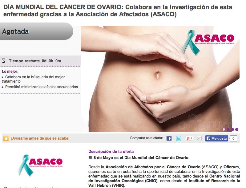 difusion offerum dia mundial asaco 2014