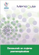 MENOGUIA DENOSUMAB EN MENOPAUSIA. aeem asaco cancer ovario 2014