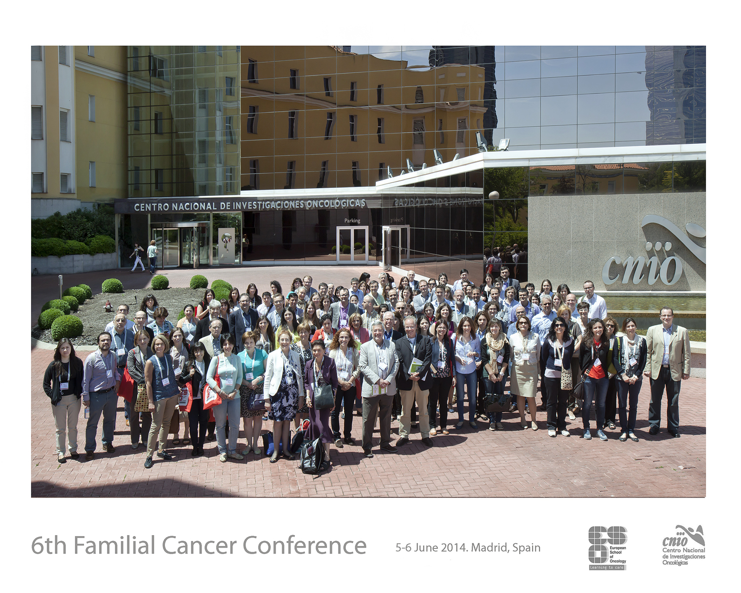 CNIO Familial conference ASACO 5-6 junio 2014 ASACO cancer ovario
