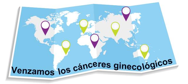 mapa venzamos los canceres ginecologicos asaco cancer ovario