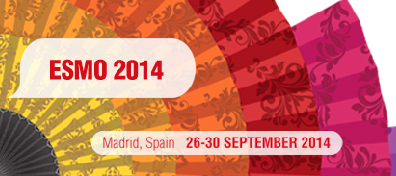 ESMO 2014 asaco cancer ovario madrid