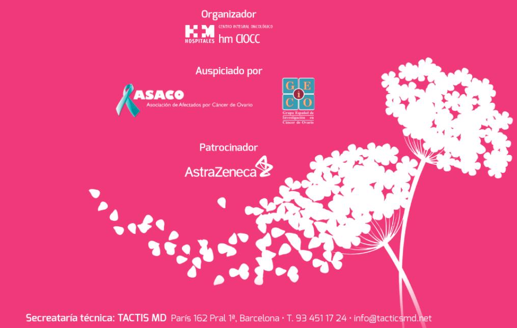 Garcia-Donas CIOCC ASACO cancer ginecologico