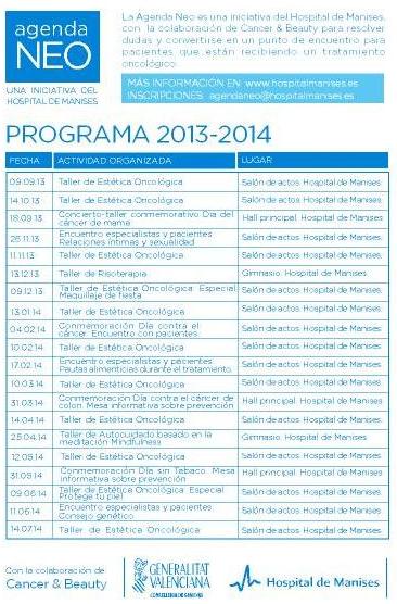 agenda neo 2014
