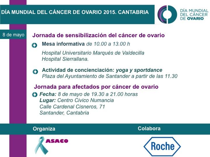 Programa DMCO 2015 Cantabria