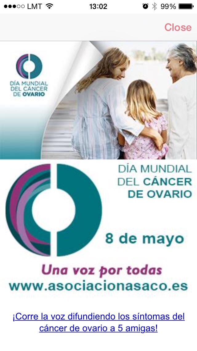DMCO 2015 WomanLog es
