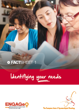 Factsheet 1_Identifying your needs ENGAGe ASACO ESGO 2015