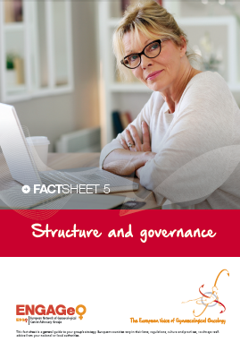 Factsheet 5_Structure and governance ENGAGe ASACO ESGO 2015
