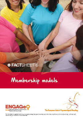 Factsheet 6 Membership models ENGAGe ASACO ESGO 2015