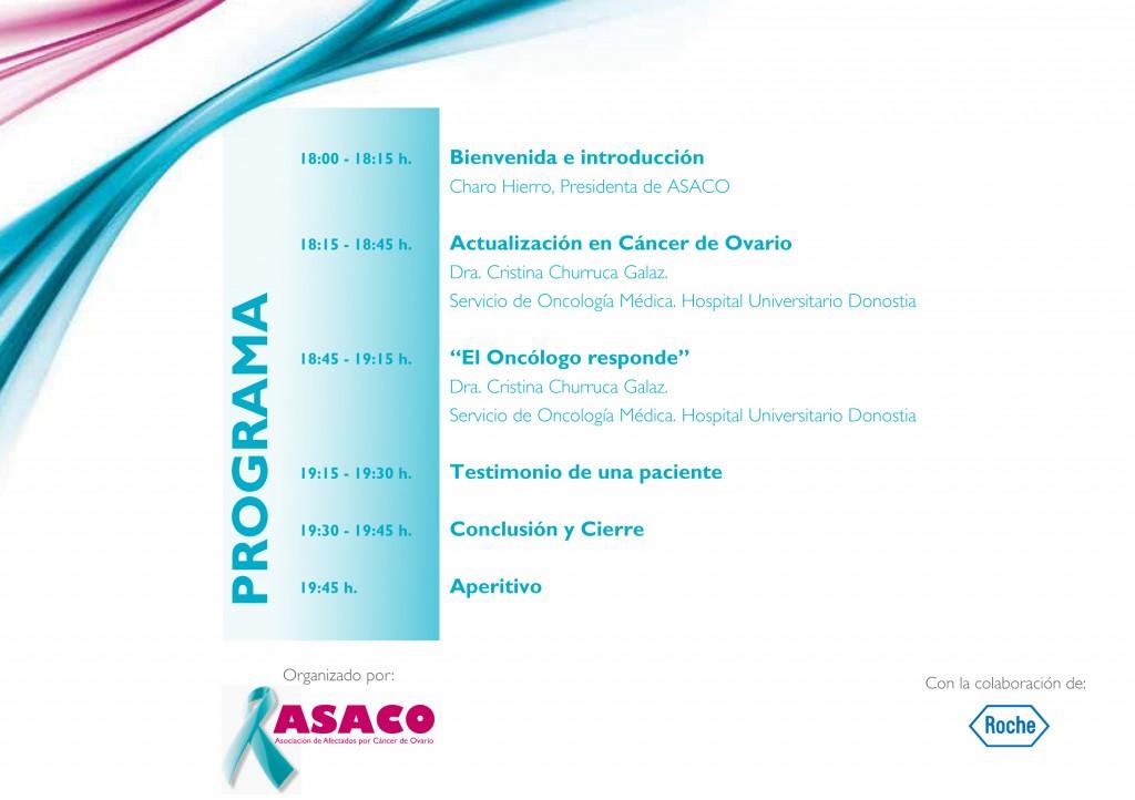 PROGRAMA ASACO BILBAO 03-10